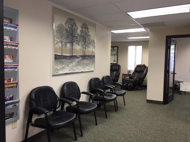 chiropractor Coon Rapids office